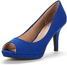 Best womens blue shoes heels Reviews