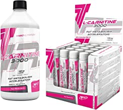 Trec Nutrition L-CARNITINE 3000 Metabolism Accelerator Gel 500 ml Apricot Estimated Price : £ 20,04