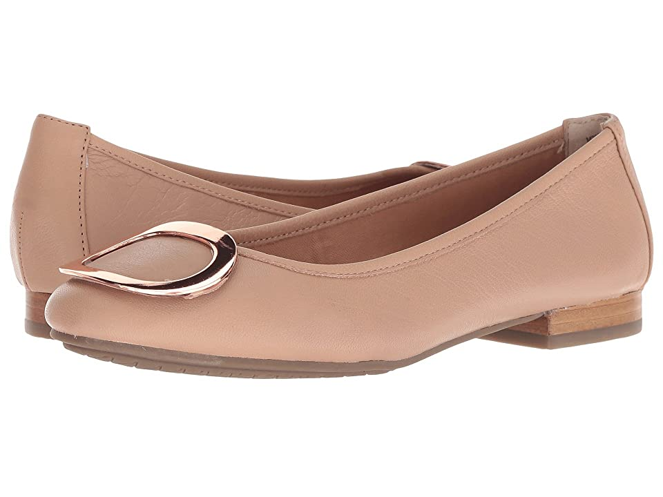 Me Too Sena (Nude/Rose Gold Goat Spore Leather) Women