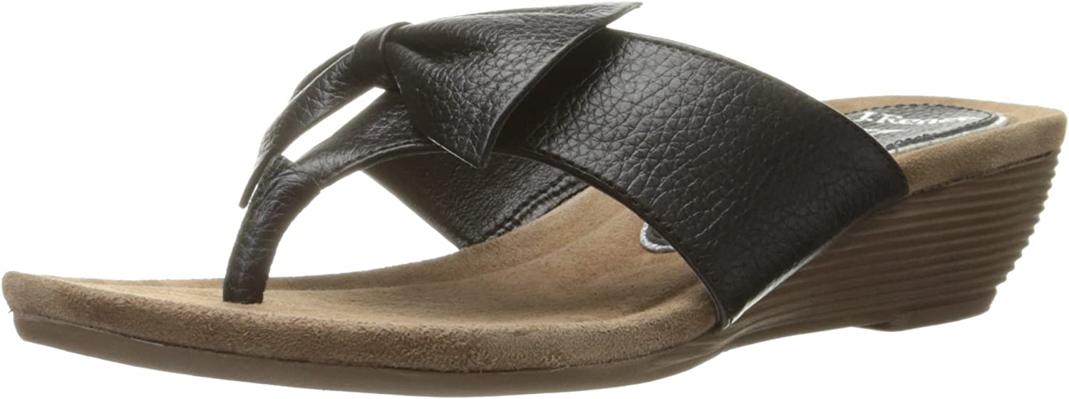 J.Renee Women's Ayala Wedge Sandal