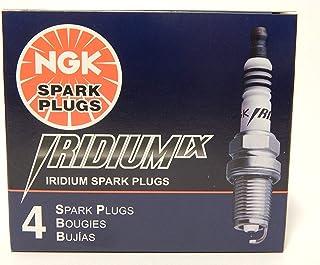 NGK Iridium IX Zündkerze BKR8EIX # 2668, 4 Stück