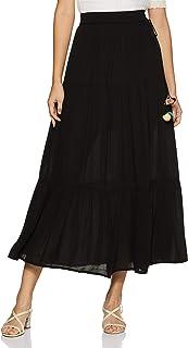 Max Rayon Wrap Skirt