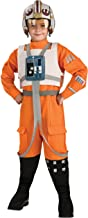 Rubie's Star Wars Classic Child's Deluxe X-Wing Pilot Costume