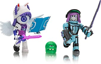 Roblox Celebrity Collection - Lunya and Andromeda Explorer (Two Figure Pack)