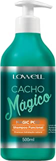 Shampoo Funcional, Lowell, 500 ml