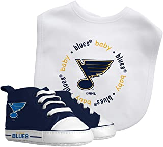 NHL St Louis Blues Personalised BabyGrow OnePiece Bodysuit Vest Hockey