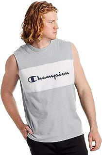 Champion Men's Sportstyle Colorblock Muscle