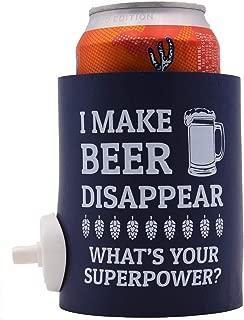 shotgun can of beer