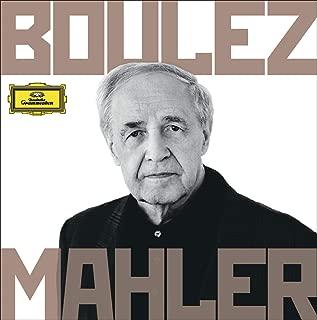 mahler lieder boulez