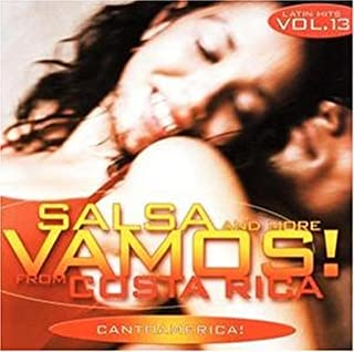 Cantoamerica: Vamos Salsa From Costa Rica.' (Titles: Por Las Calles De La Vida Soy Del Car