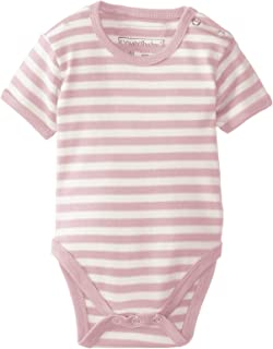L'ovedbaby Unisex Baby Organic Short-Sleeve Bodysuit