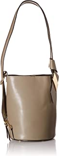 Calvin Klein Karsyn Nappa Leather 3 in 1 Convertible Bucket