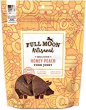Full Moon Artisanal All Natural Human Grade Jerky Dog Treats