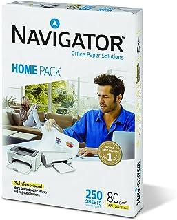 comprar comparacion Navigator Home Pack - Pack de 250 hojas, A4, 80 gr, 1 paquete