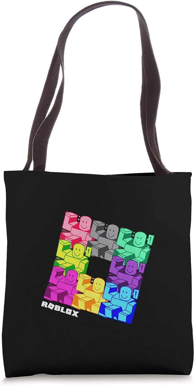 Roblox Color Blox Tote Bag