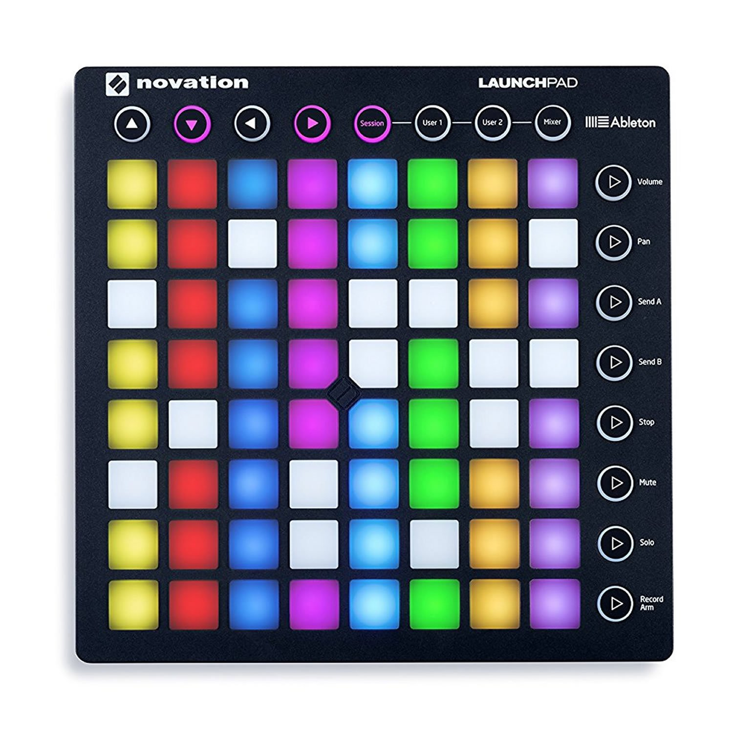 Novation Launchpad MK2 Controller Extended
