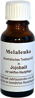 Melaleuca en aceite de jojoba (aceite de árbol del té),20ml