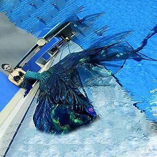 Mermaid Bikini Conjunto con Cola De Sirena para Niños/Adultos/Hombres/Mujeres/Piscinas/Fotos/ExterioresNadar Cola De Siren...