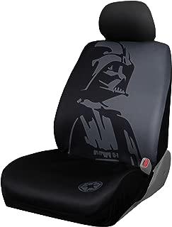 Plasticolor 006922R01 Star Wars Darth Vader Low Back Seat Cover