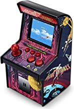 Latest Upgrade Mini Arcade Game Machines for kids with 200 Classic Handheld Video Games home Travel Portable Gaming System Childrens Tiny Toys Novelty Electronics for Boys-Eye Protection NEW VERSION