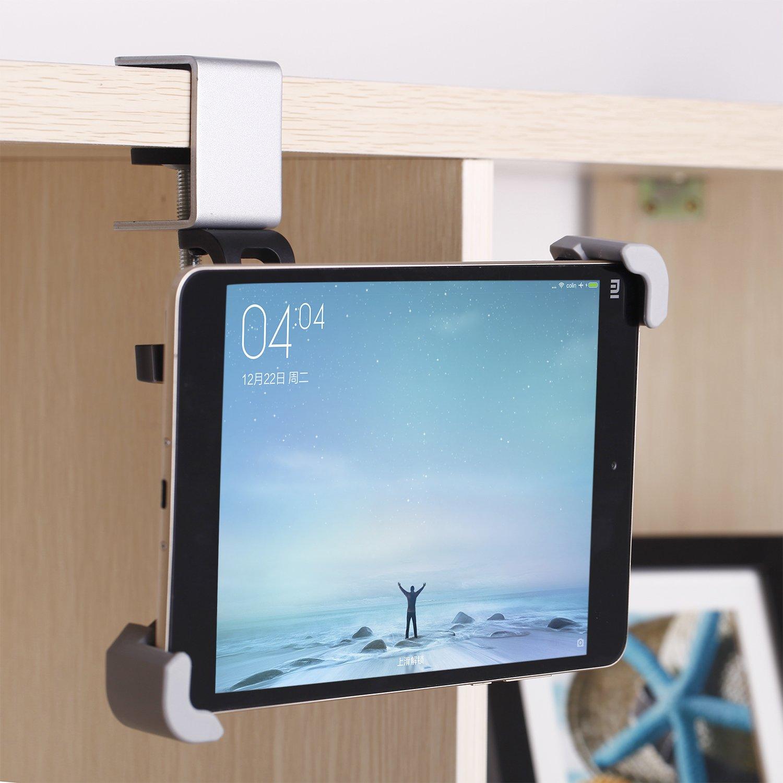 Tablet Halter, gvdv 16 Grad verstellbar drehbar Schreibtisch