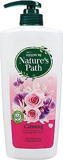 Follow Me Nature's Path Calming Shower Gel, 650 milliliters