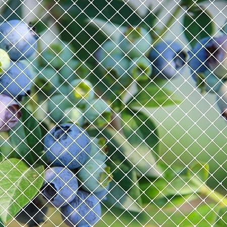 ベランダ 防鳥ネット 3×8m 鳥よけネット カラス 鳩 鳥害対策 防鳥防獣網 鳥除け 透明色ネット Xiaz(結束バンド 15本付き)