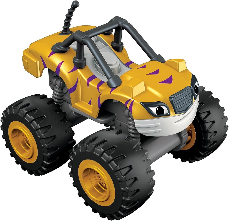 Blaze y los Monster Machines Vehículo básico Stripes