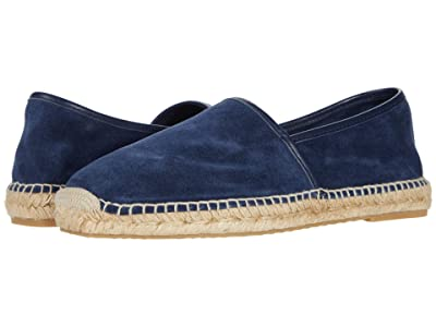rag & bone Rb Espadrille (Royal Blue Suede 1) Men
