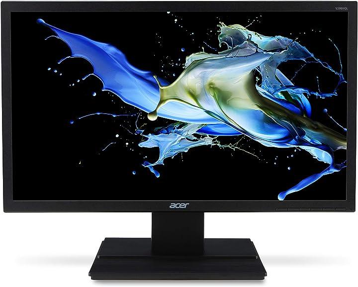 Monitor pc acer v206hqlab monitor da 19.5