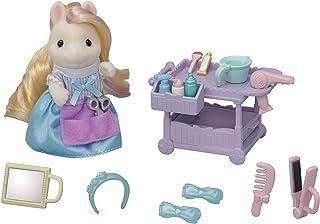 シルバニアファミリー 人形 おしゃれなポニーの美容師さんセットフ-15