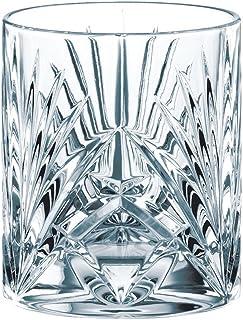 Nachtmann Vorteilsset 4 x 1 Glas/Stck Whisky pur 520/71 Palais 92955 und Gratis 1 x Trinitae Körperpflegeprodukt