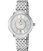 Michele - Serein Mid Watch Silver