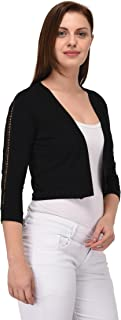 Espresso Women's Rayon Collared Neck Cardigan