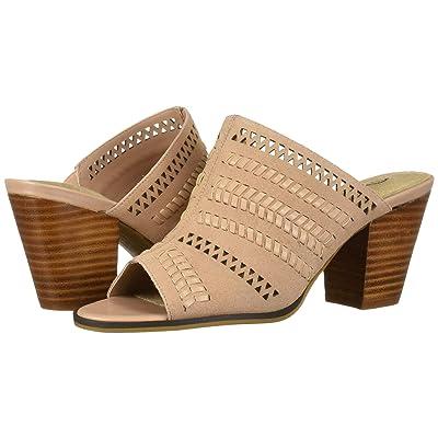 Bella-Vita Koraline (Blush Suede Leather) Women