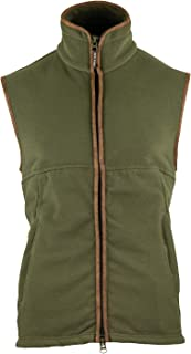 Jack Pyke Countryman Men's Fleece Gilet Light Olive