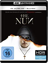 The Nun (4K Ultra HD + Blu-ray) (2 Discs), 1 UHD-Blu-ray + 1 Blu-ray