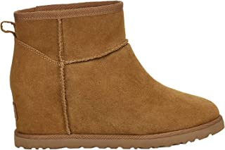 UGG Women's Classic Femme Mini Wedge Boot