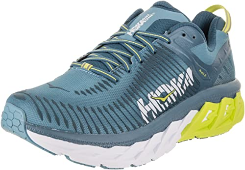 HOKA HOKA ONE ONE Hommes's Arahi 2 FonctionneHommest chaussures Niagara Midnight Taille 13 M US  magasin d'usine