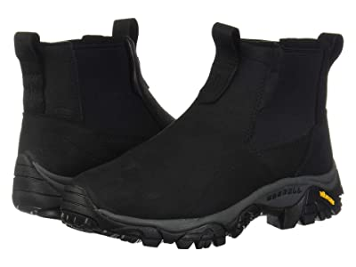 Merrell Moab Adventure Chelsea Polar Waterproof (Black) Men