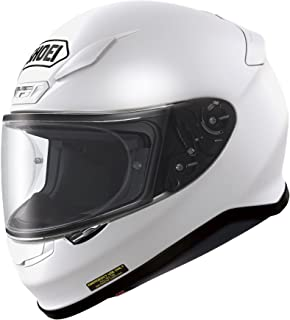 Shoei RF-1200 Full Face Motorcycle Helmet White Large (More Color and Size Options)