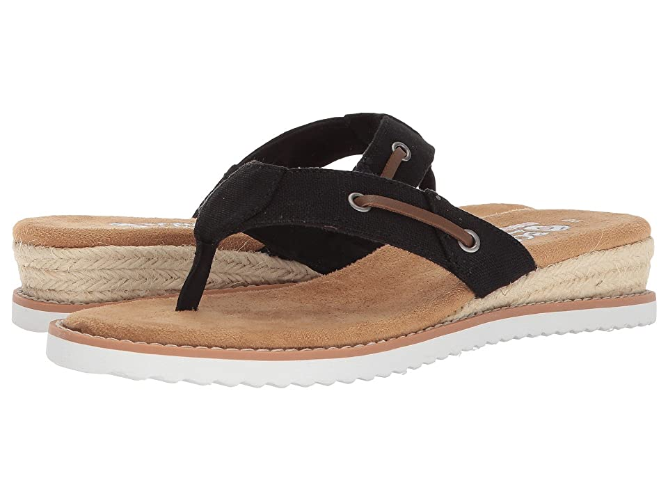 BOBS from SKECHERS Desert Kiss Off Grid (Black) Women