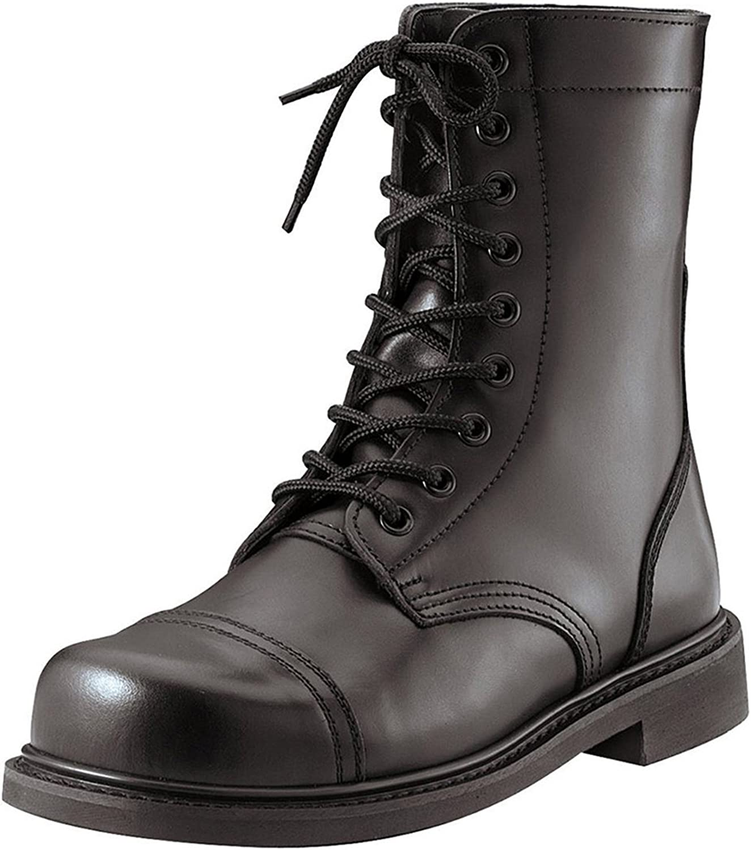 redhco G.I. Type 9  Combat Boot, Black