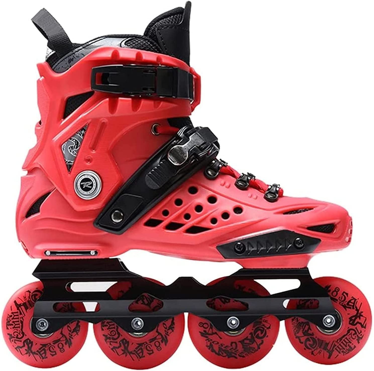 Overseas parallel import regular item CAIFENG Inline Skates Adult Fitness O Roller for Beginner Regular store