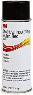 3M 1602-R Electrical Insulating Sealer, 12-oz Can, Red