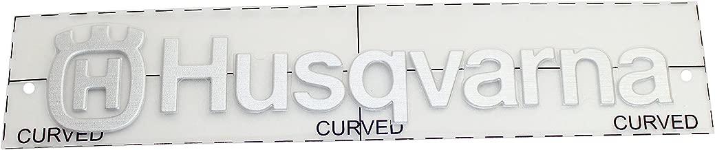 Husqvarna Part Number 581627301 Decal Hood Logo