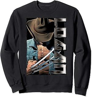 Marvel X-Men Wolverine Old Man Logan Profile Sweatshirt