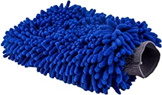 Ultimate Car Wash Mitt - 2 Pack - Premium Chenille Microfiber Wash Mitt - Wash Glove - Lint Free - Scratch Free - Regular ...