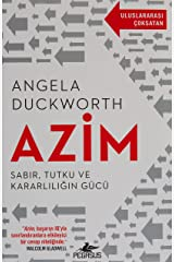 Azim: Sabir, Tutku ve Kararliligin Guecue ペーパーバック