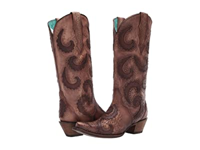 Corral Boots C3441 (Tobacco) Women